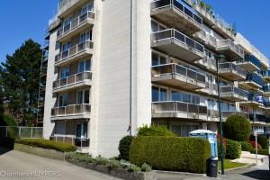 Rénovation complète d'un appartement à Woluwe-Saint-Lambert réalisée par Chantiers Kuypers SPRL