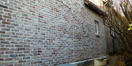 Construction d'annexe en Brabant wallon réalisée par Chantiers Kuypers